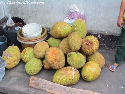 Thai jack fruits